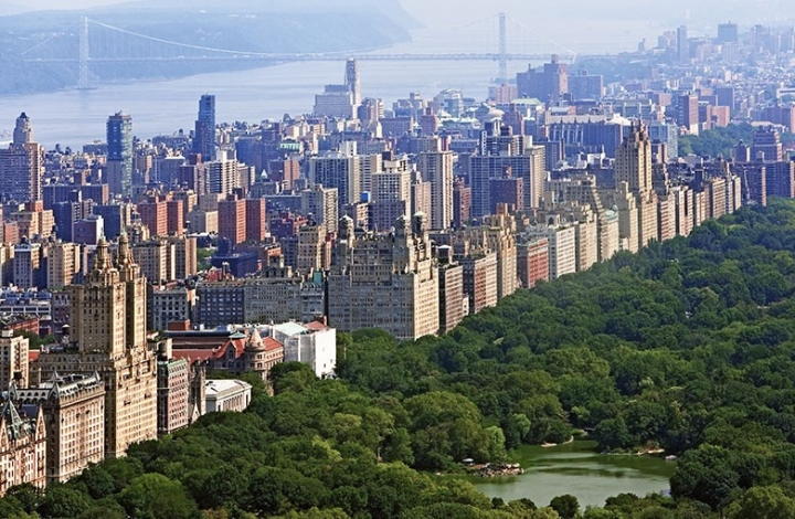 Sonbaharda New York