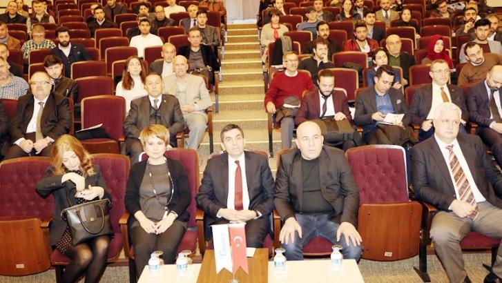 """""""Çatılarda GES Uygulama Fırsatları"""" semineri gerçekleştirildi"""