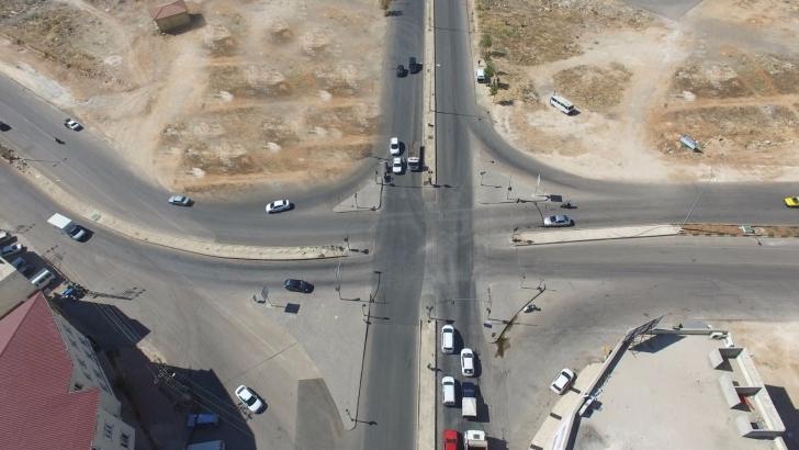 Yeşilvadi bulvarı trafiğe kapatılacak