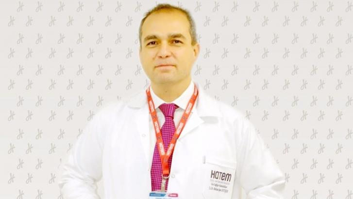 Alper Evişen Hatem Hastanesi'nde
