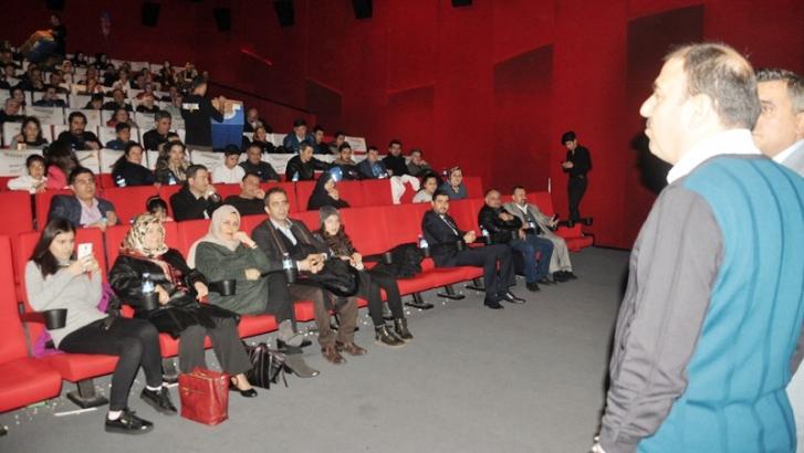 Muhasebeciler Antep Fıstığı filmine hayran kaldı