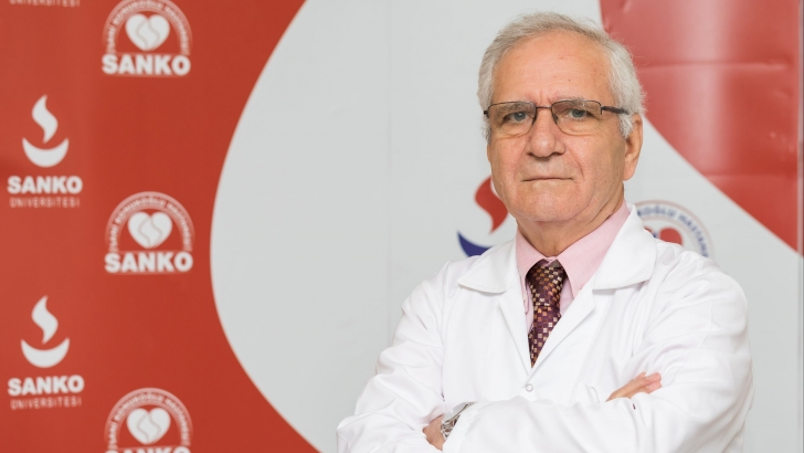SANKO'da Fadıl Vardar hasta kabulüne başladı