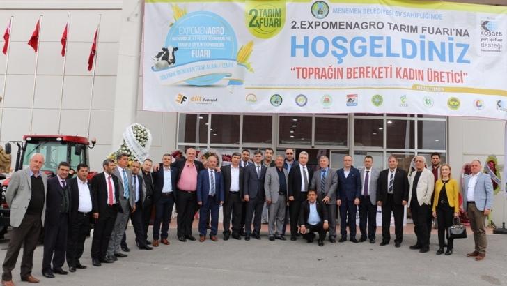 Nizip Ticaret Odası 2. Expomen Agro Fuarı'nda