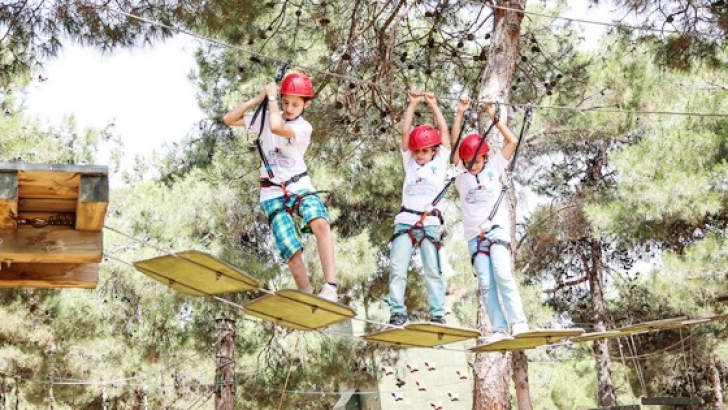 Gençlik kampı rekora koşuyor