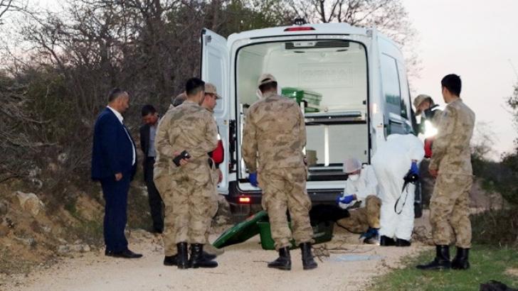 Kayıp kadının cesedi çürümüş halde bulundu