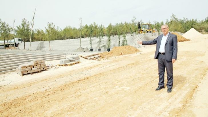 Beykent'in yaşam kalitesi yatırımlarla artıyor