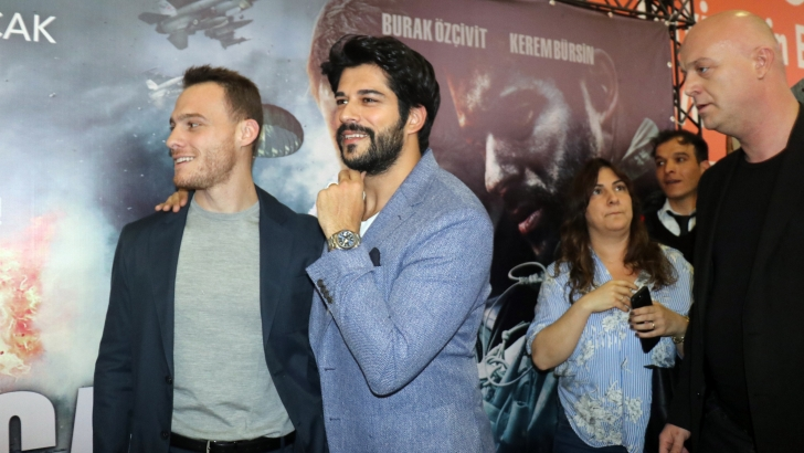 'Can Feda' filminin Gaziantep galası yapıldı