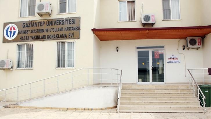 GAÜN Hastanesi Konukevi Dua'ya vesile oluyor
