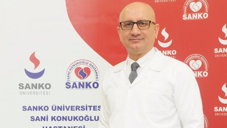 DOÇ. DR. İSMAİL TEMUR, SANKO 'DA