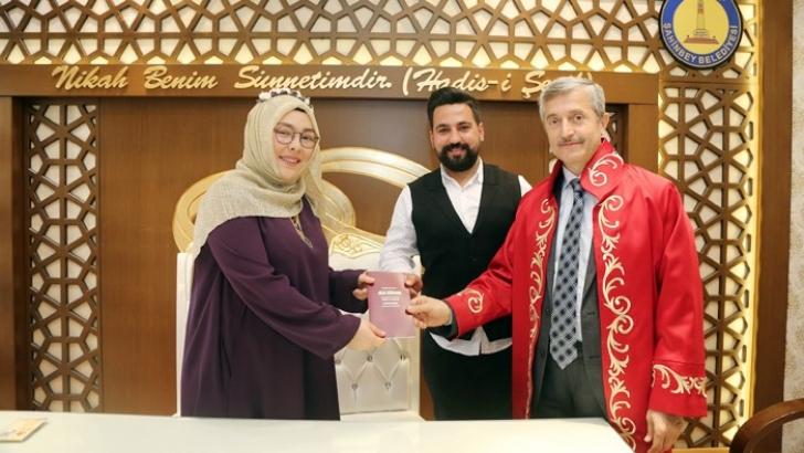 Şahinbey belediyesi evlendiriyor
