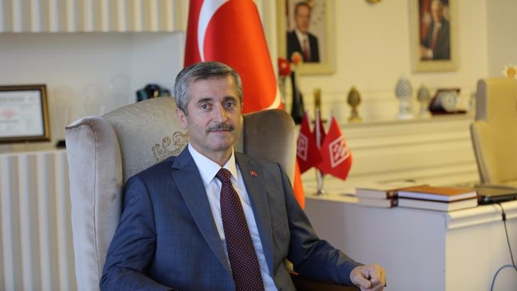 """Tahmazoğlu: """"Turizm bilincini geliştirmeliyiz"""""""