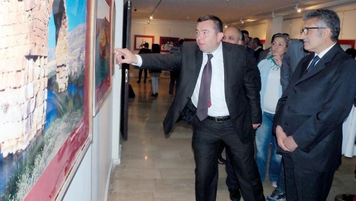 Gaziantep'in değerleri fotoğraflarla sergilendi