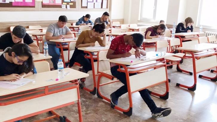 Sınav kaygısını azaltmak adına YKS sınavı düzenlendi