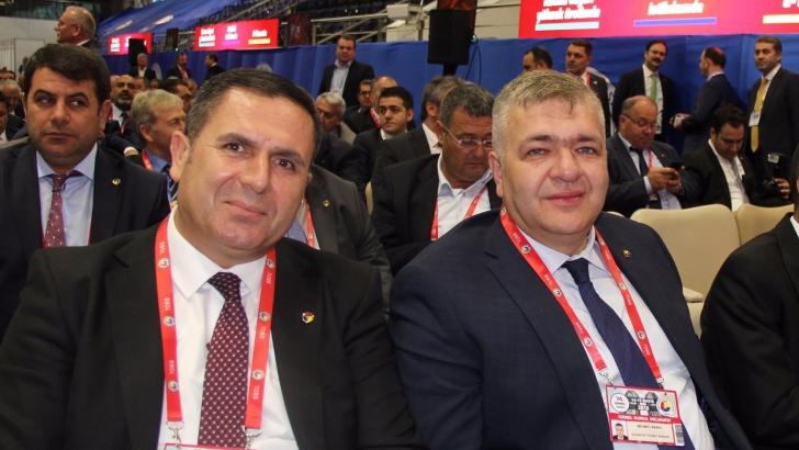 GTB BAŞKANLARINA TOBB'DA ÖNEMLİ GÖREV