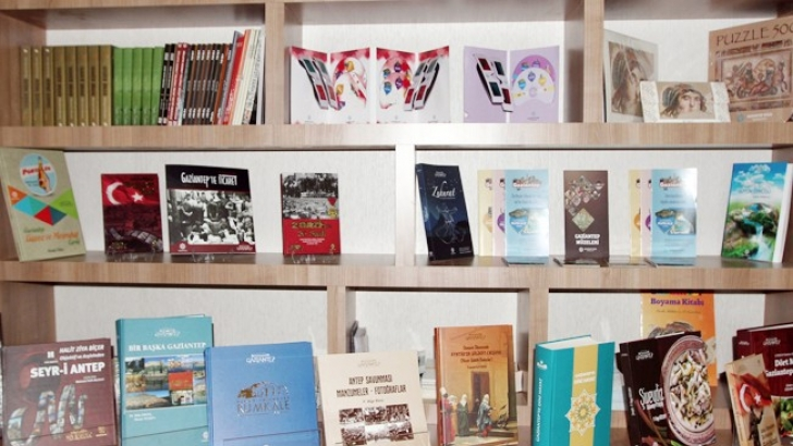Gazi Kültür, Gaziantep'in geçmişine ışık tutuyor