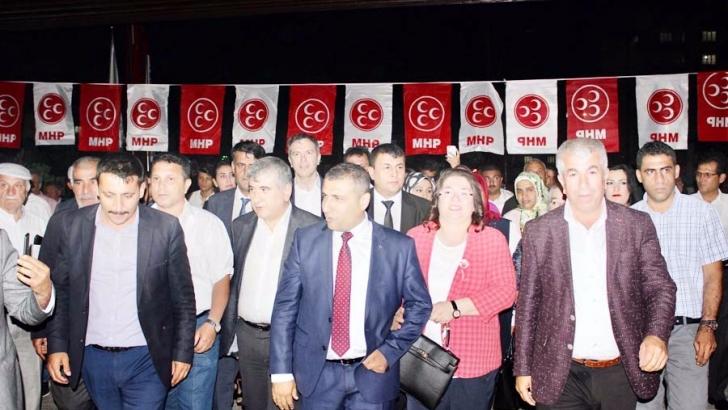 Taşdoğan ittifakı anlatıp oy istiyor