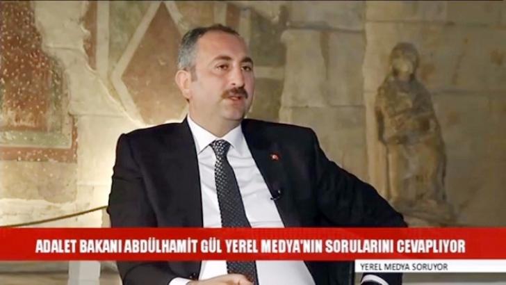 Bakan Gül'den MHP'ye af cevabı