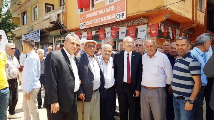 CHP, seçim çalışmalarına son sürat devam ediyor