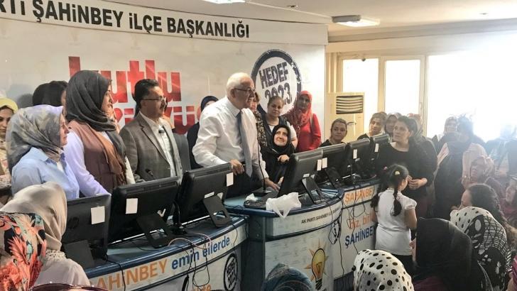 """Erdoğan, """"24 Haziran'da hem Türkiye hem de Gaziantep şahlanacak"""""""