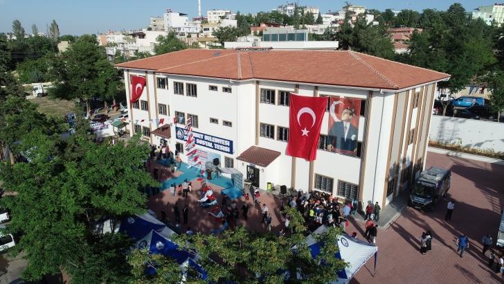 ŞAHİNBEY BELEDİYESİ'NDEN BURÇ 'A DEV SOSYAL TESİS