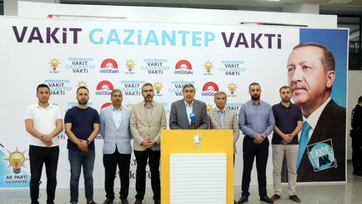 Özkeçeci'den Erdoğan mitingine çağrı