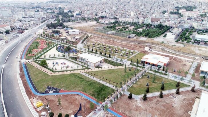 Büyükşehir Nurgana'nın vizyonunu değiştiriyor