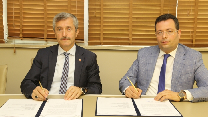 Şahinbey Belediyesi Diriliş parkı için protokol imzaladı