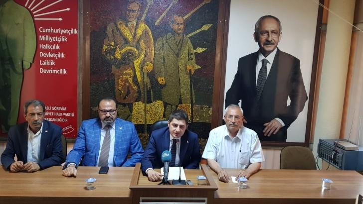 CHP'den Bakan Soylu'ya tepki