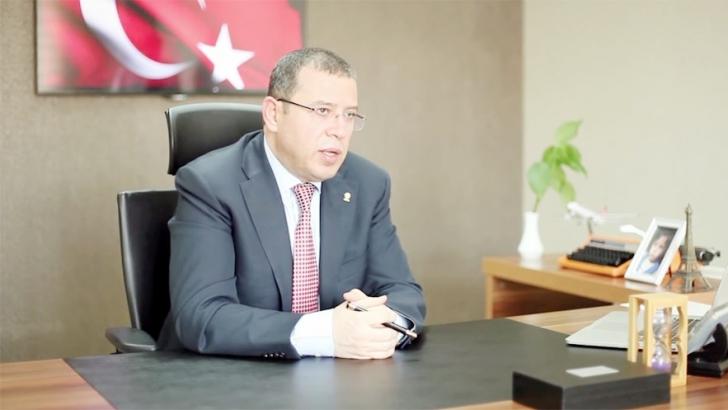Abdullah Tancan, Bakan Yardımcılığı görevine getirildi