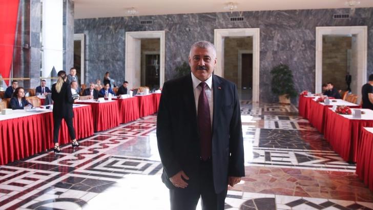 Atay, TBMM İçişleri Komisyonu Başkanvekilliği görevine seçildi