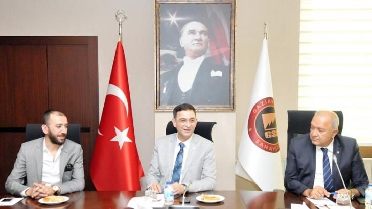 Şahinbey- Polateli OSB Türkiye'ye örnek bir proje oldu