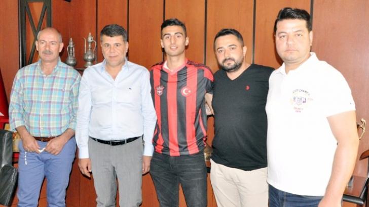 Mustafa Sülüker ile 3 yıllık imza