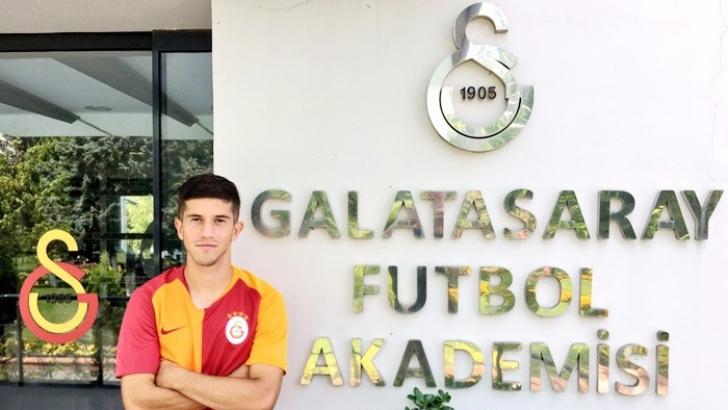 Mirza Cihan Galatasaray ile anlaştı