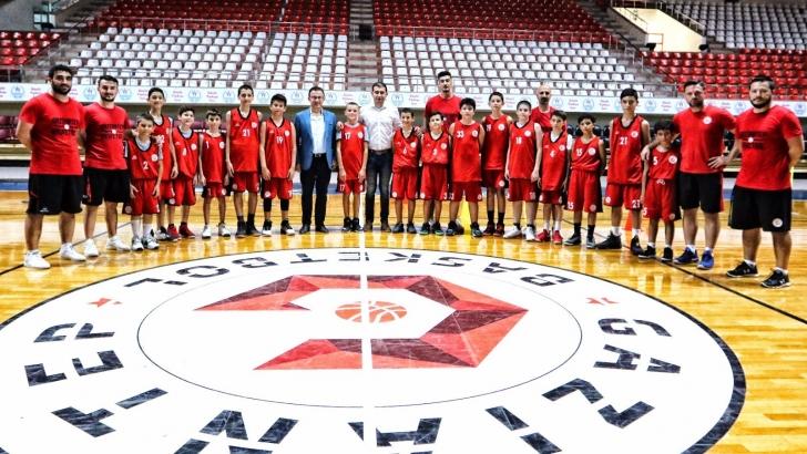 """""""Türk sporuna yeni isimler kazandıracağız"""""""