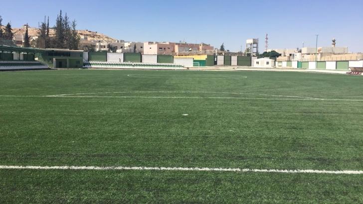 Suriye'ye Gençlikspor eli değdi