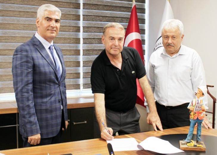 MMO ve OLİ CENTER market anlaşması imzaladı