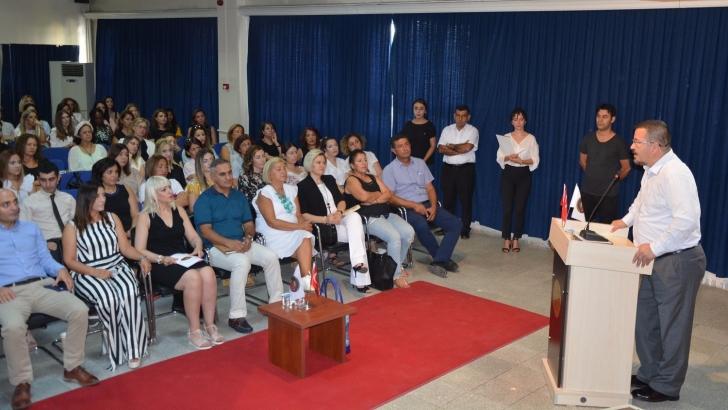 GKV yeni eğitim öğretim yılının startını verdi