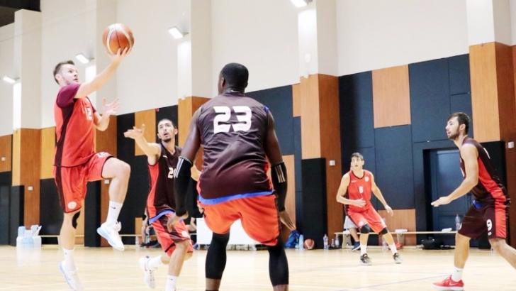 Basketçiler tempoyu arttırdı