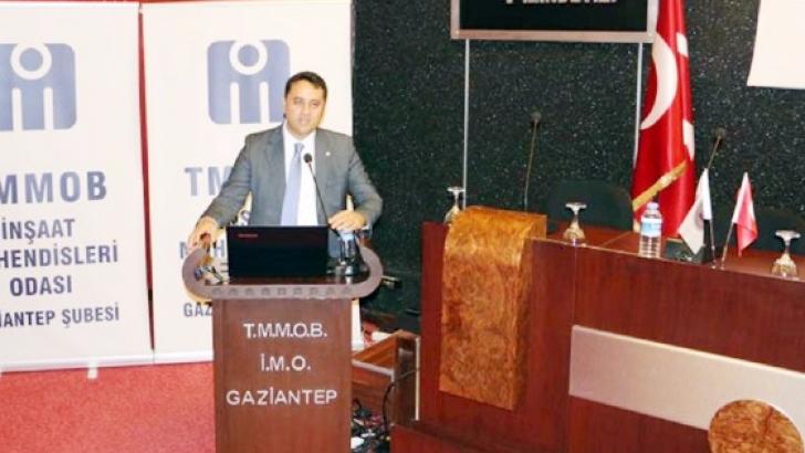 İMO'dan Meslek içi eğitim semineri
