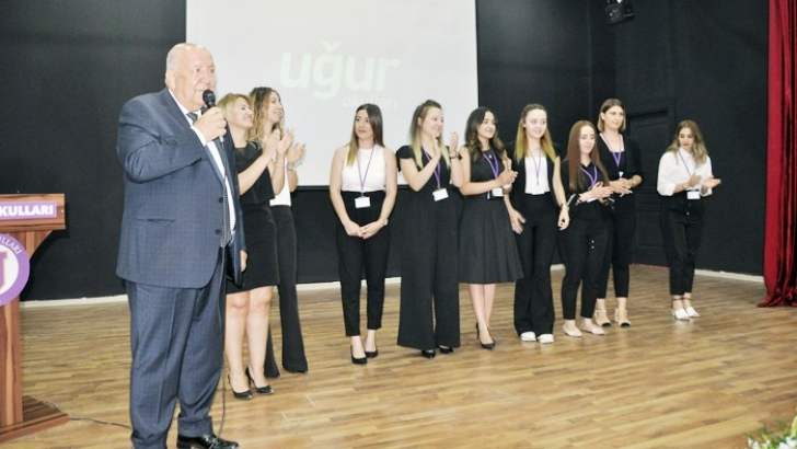 Uğur Okulları Gaziantep Kampüsü iddialı başladı