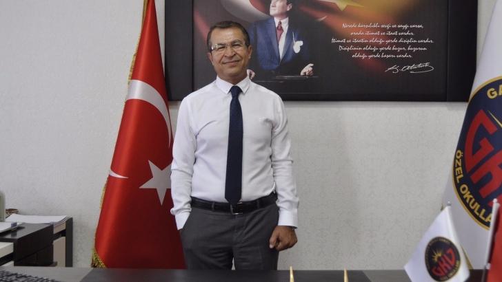 GKV Ortaokulu Müdürlüğü'ne Abdullah Dağlı Atandı