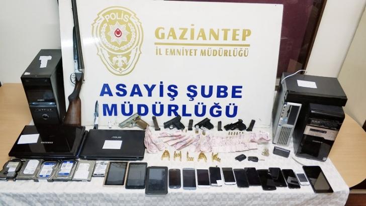 Fuhuş operasyonu: 9 tutuklama
