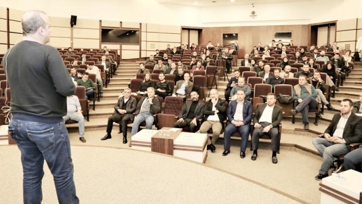 Dijital Dönüşüm, E-Ticaret ve E-İhracat Eğitimi GTO'da gerçekleştirildi