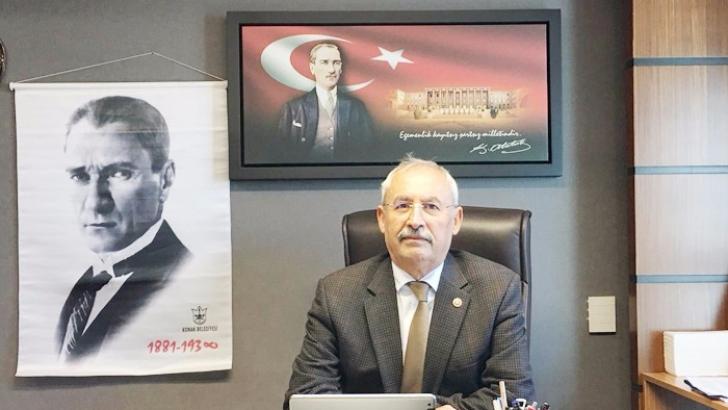 CHP'li Kaplan'dan öğretmen günü kutlaması