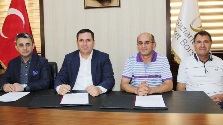 GTB, Mardin Lisanslı Depoculukla sözleşme imzaladı