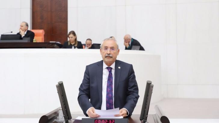 Kaplan, Hükümetin tarım politikasını eleştirdi