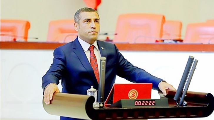 Taşdoğan'dan 8 Mart mesajı