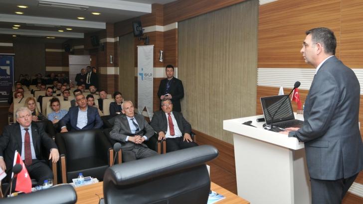 Gaziantep'te İstihdam Seferberliği toplantısı