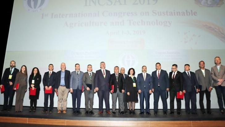 GAÜN'de Tarım ve Teknoloji kongresi