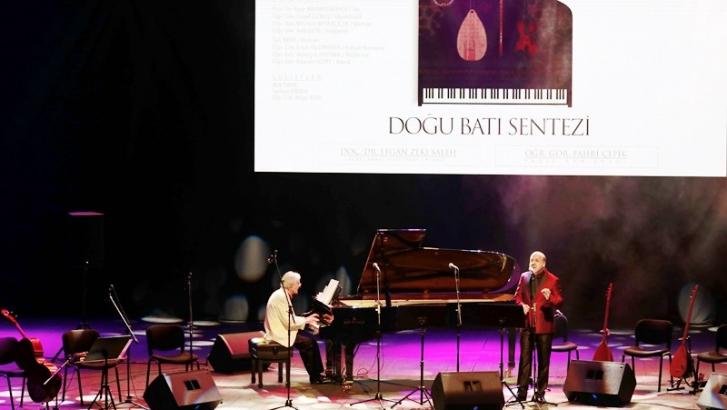 Prof. Dr. Kurbanov anısına konser